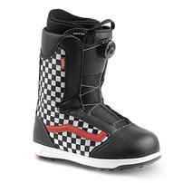 Vans Vans Brystal Youth Snowboard Boots - Checkered