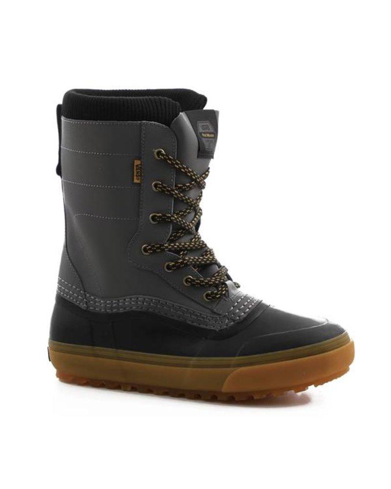 Vans Vans Pat Moore Standard Snowboard Boots - Black/Grey 18/19
