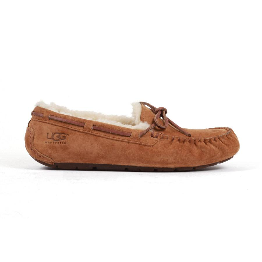 81ce937e4ea UGG - Women's Dakota Moccasin Slipper - Chestnut