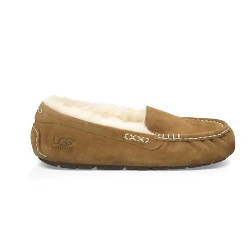e1e70f0c88d UGG - Women s Ansley Slipper - Chestnut - Identity Boardshop