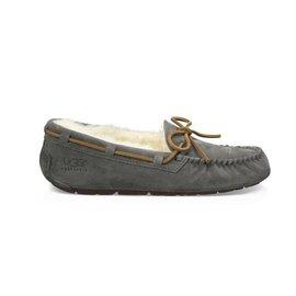 UGG UGG Dakota Moccasin Slipper - Pewter Grey