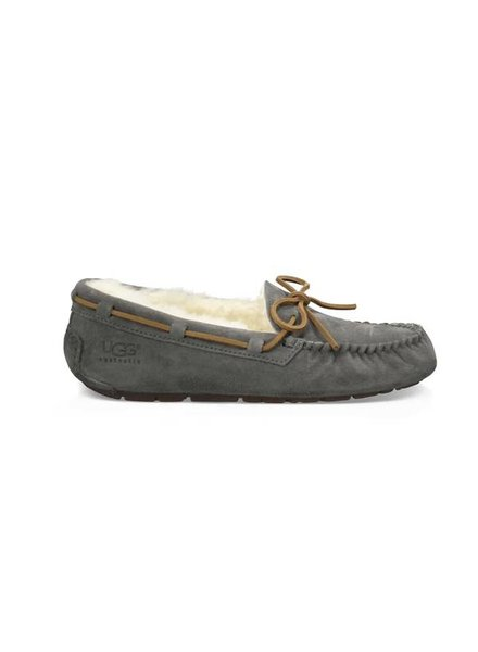 UGG Dakota Moccasin Slipper - Pewter Grey