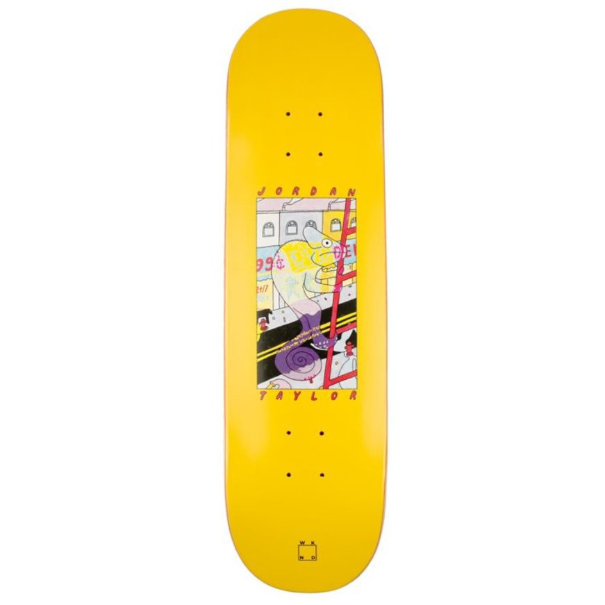"""WKND WKND Taylor Deck - Contemporary Chameleon (8.18"""")"""