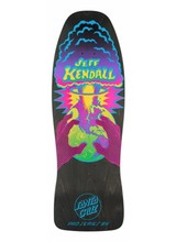 "Santa Cruz Skateboards Kendall Deck - End of the World Reissue (10.0"")"