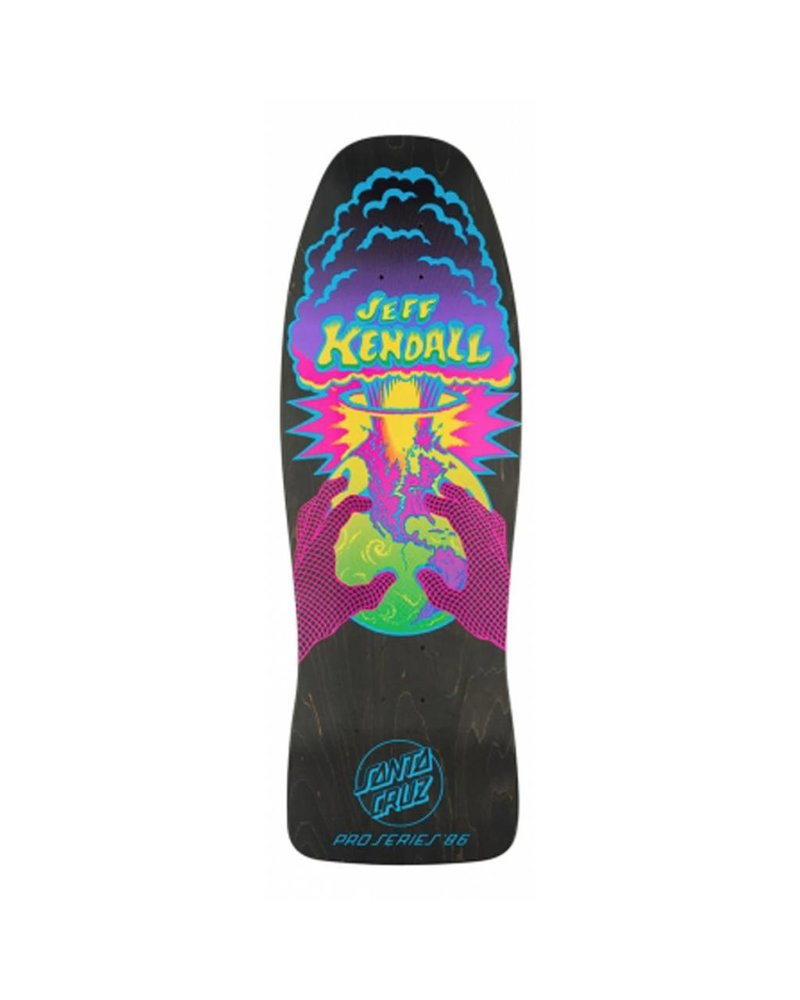 "Santa Cruz Skateboards Santa Cruz Kendall Deck - End of the World Reissue (10.0"")"
