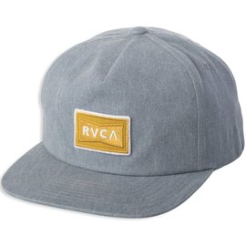 RUCA Pace Structured Cap - Light Blue