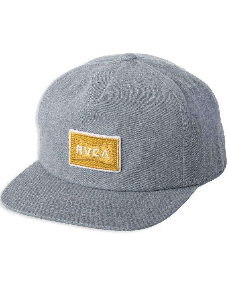 RVCA RVCA Pace Structured Cap - Light Blue