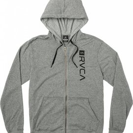 RUCA Cage Hoodie - Heather Grey