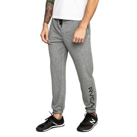 RUCA Cage Sweatpant - Heather Grey
