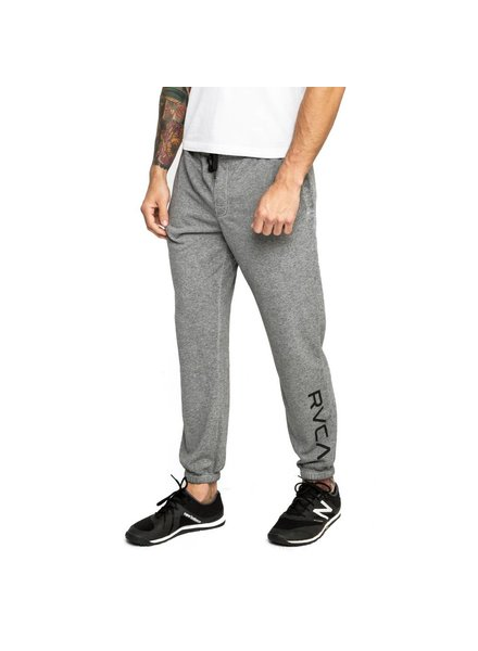 RVCA Cage Sweatpant - Heather Grey