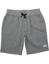 RVCA Sideline Sweatshorts - Heather Grey