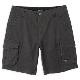 RUCA Wannabe Cargo Shorts - Pirate Black