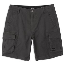 Wannabe Cargo Shorts - Pirate Black