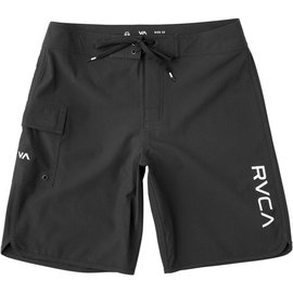 "RUCA Eastern 20"" Boardshorts - Black"