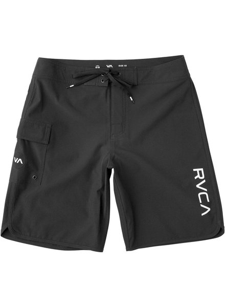 "RVCA Eastern 20"" Boardshorts - Black"