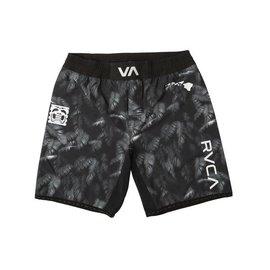 "RUCA BJ Penn 19"" Scrapper Shorts - Dark Grey"