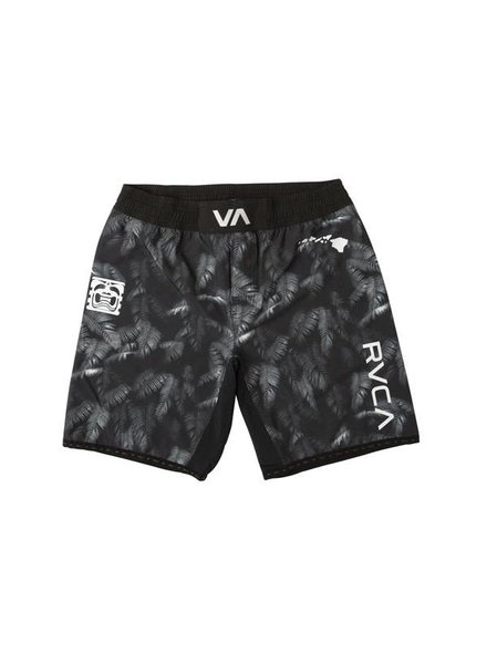 "RVCA BJ Penn 19"" Scrapper Shorts - Dark Grey"