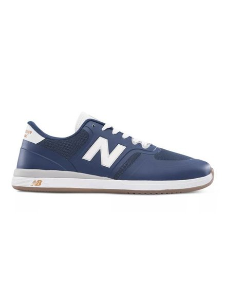 New Balance Hommes 420 - Blue/White