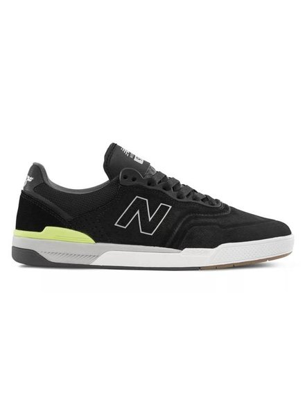 New Balance Hommes 913 - Black/Grey/Lime