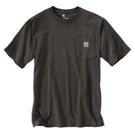 Workwear Pocket Tee - Peat