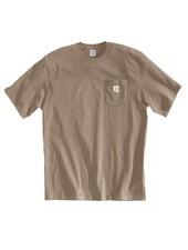 CARHARTT INC. Workwear Pocket Tee - Desert Tan