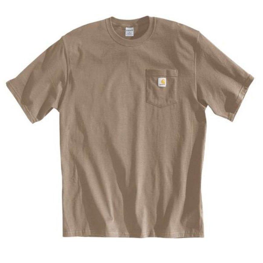 CARHARTT INC. Carhartt Workwear Pocket Tee - Desert Tan
