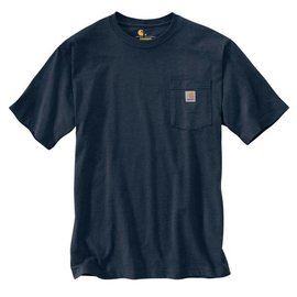 CARHARTT INC. Workwear Pocket Tee - Navy