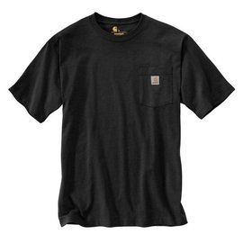 CARHARTT INC. Workwear Pocket Tee - Black