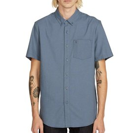 Volcom Everett Ox Button Up - Indigo