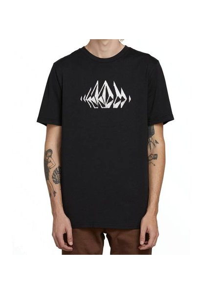 Volcom Stone Sounds Tee - Black
