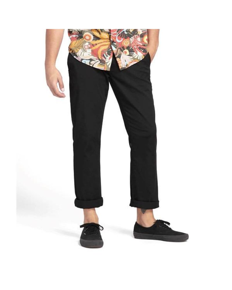 Volcom Volcom Frickin Modern Stretch Chino Pants - Black