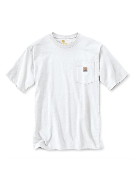 CARHARTT INC. Workwear Pocket Tee - White