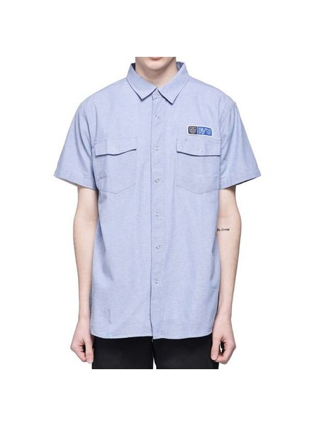 Brixton x Independent Officer Button Up