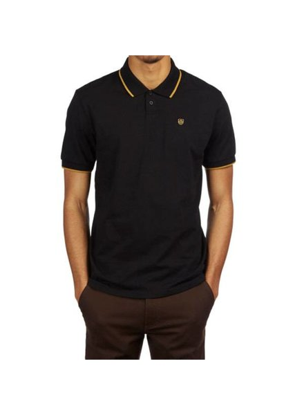 Brixton x Independent Guard Polo