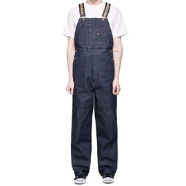 Brixton x Independent Yard Denim Overalls