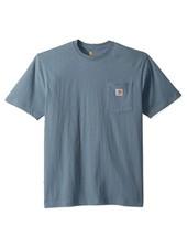 CARHARTT INC. Workwear Pocket Tee - Steel Blue