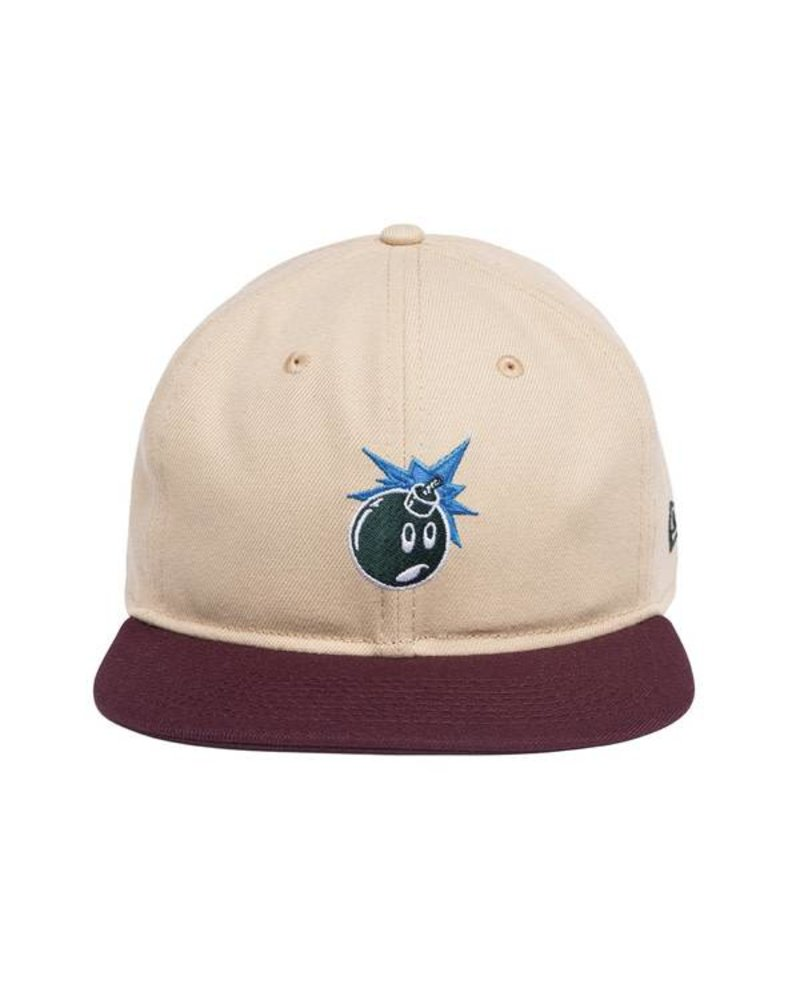 The Hundreds The Hundreds Keen Snapback Hat - Pale Yellow
