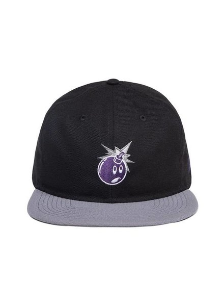 The Hundreds Keen Snapback Hat - Black
