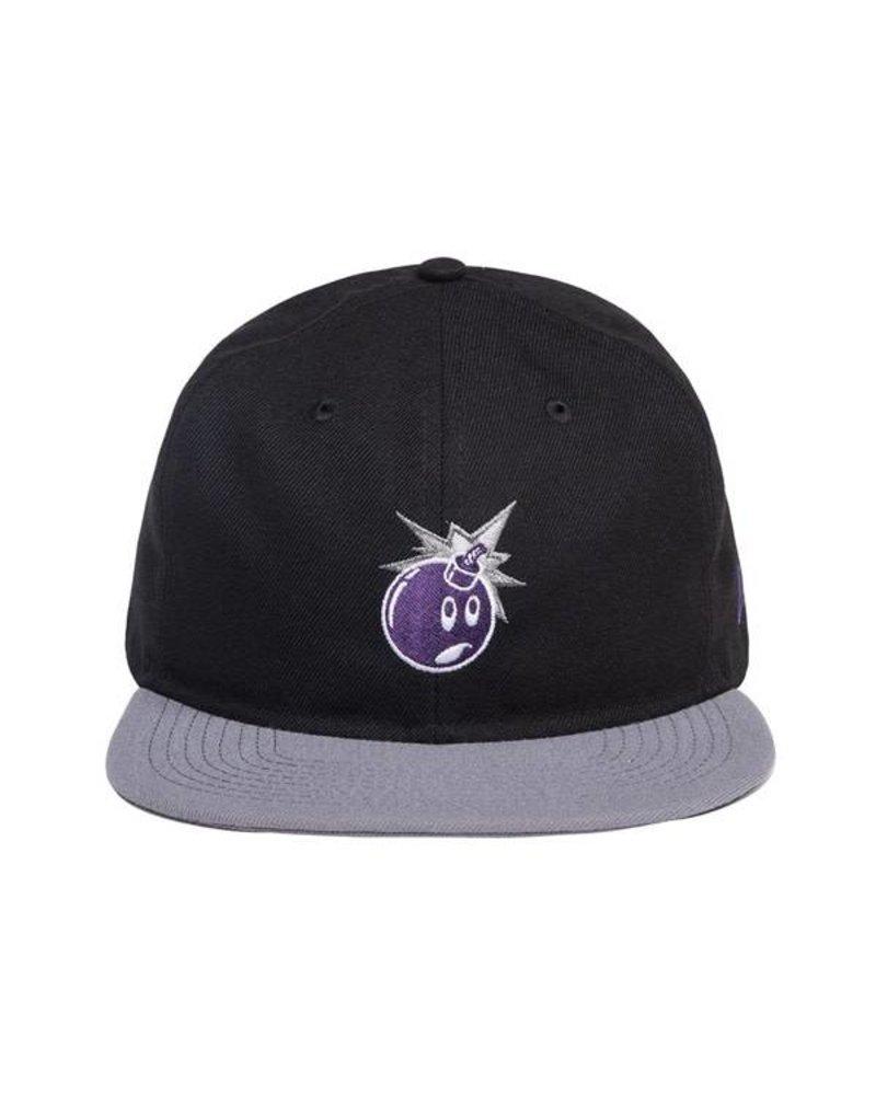 The Hundreds The Hundreds Keen Snapback Hat - Black