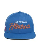The Hundreds Team Snap Hat - Cobalt