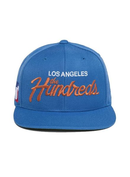 The Hundreds Team Snap Hat - Cobalt