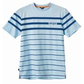 Enjoi Power Slide Blue T-shirt
