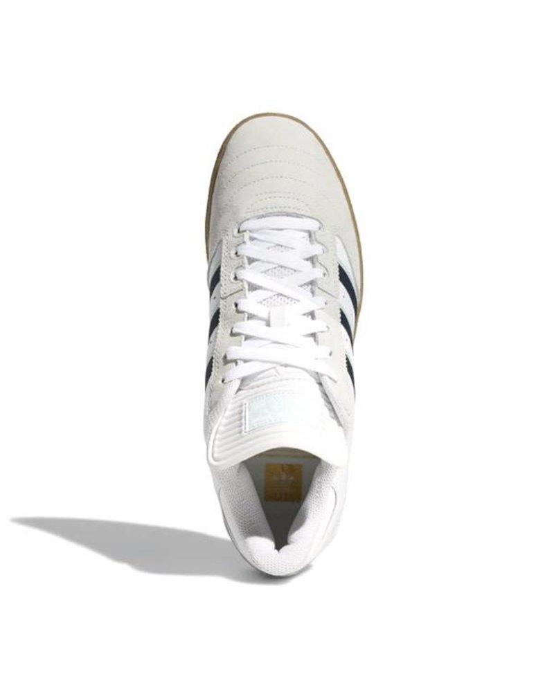 adidas Busenitz Pro Core White/Featuring Burgundy/Mint