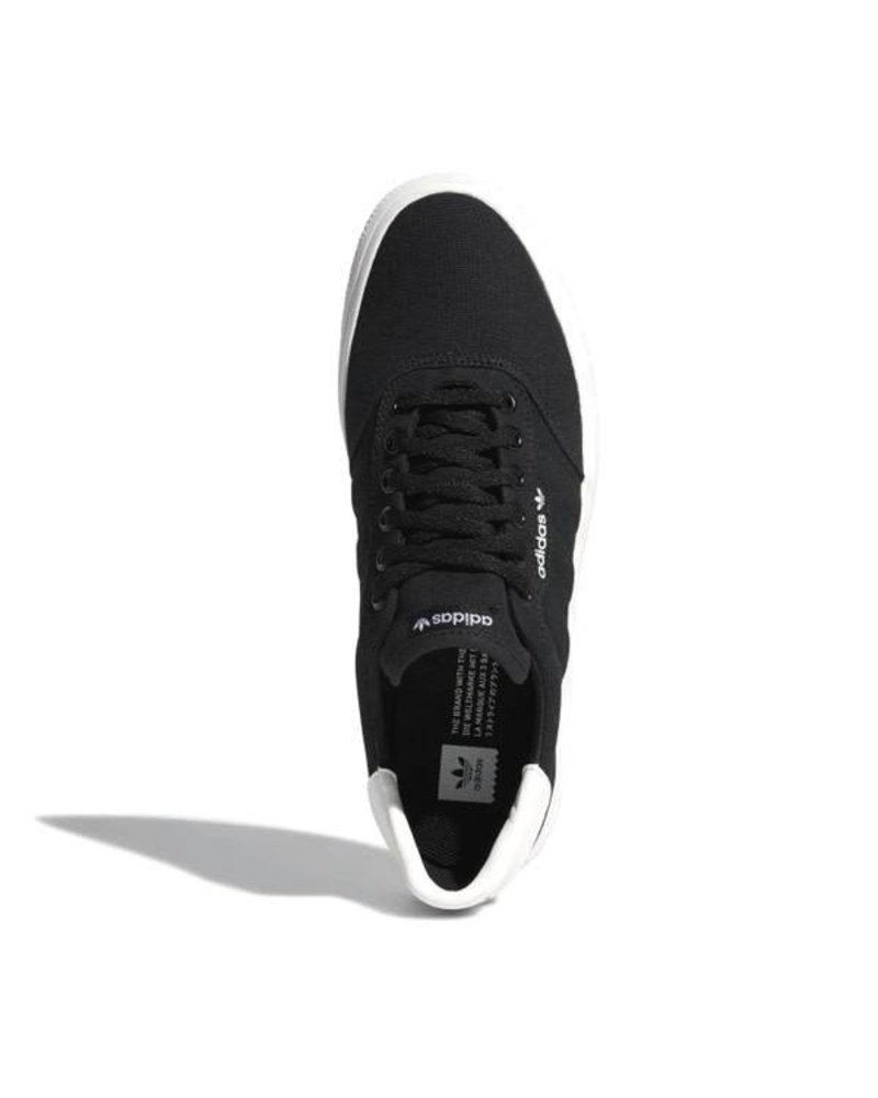 adidas 3MC Vulc Core Black/Featuring White