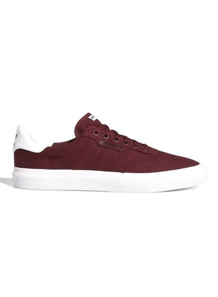 adidas 3MC Vulc Core Burgundy/Featuring White