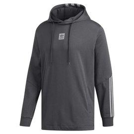 adidas Cornered Grey Hoodie