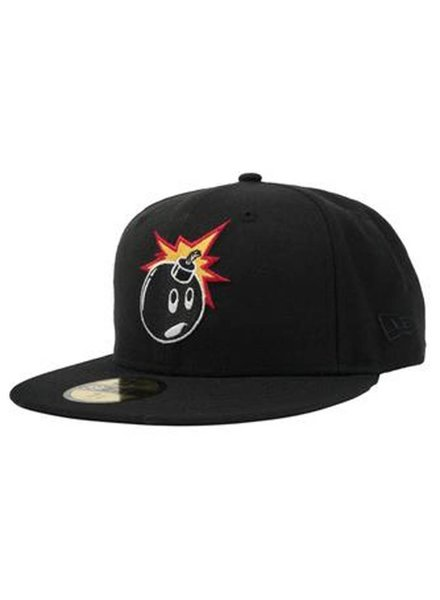 The Hundreds Adam Snapback Hat - Black