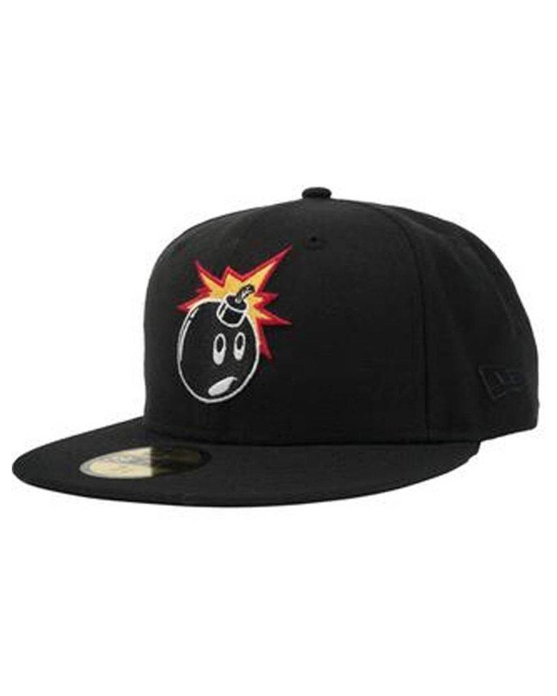 The Hundreds The Hundreds Adam Snapback Hat - Black