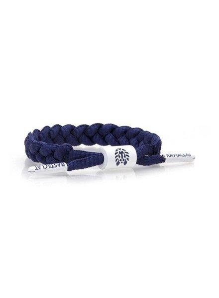 RASTACLAT Bracelet - Indigo/Navy/White