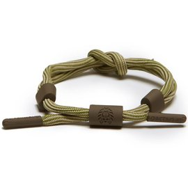 RASTACLAT Knotaclat Drifter Knotted - Olive Brown